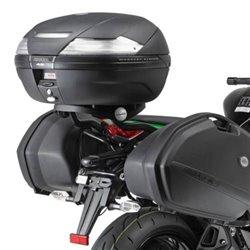 Montážní sada – nosič kufru držák Kappa Kawasaki ER 6 F 650 2009 – 2011 K174-KZ449