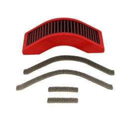 Komfortní sedlo Shad černozelené šedočervené švy Piaggio MP3 LT 400 2009 – 2013