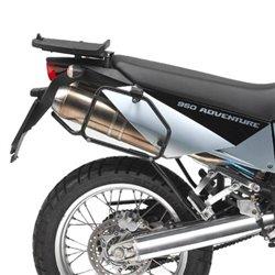 Montážní sada – nosič kufru držák Kappa Yamaha XJ6 600 Diversion F 2009 – 2013 K196-KZ364