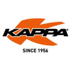 Montážní sada – nosič kufru držák Kappa Yamaha FZ6 600 Fazer 2004 – 2006 K200-KZ351