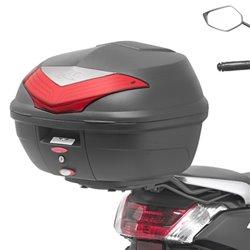 Montážní sada – nosič kufru držák Kappa Ducati Multistrada 1200 2013 – 2014 K293-KRA7401