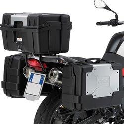 Montážní sada – nosič podpěry bočních brašen Kappa Kawasaki ZZR 1400 2012 – 2015 K59-TE4106K