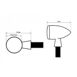 Montážní sada – nosič držák navigace smart bar Kappa Aprilia Shiver 750 GT 2007 – 2009 K2675-01SKIT