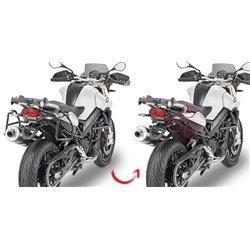 Montážní sada – nosič podpěry bočních brašen Kappa Yamaha FZ6 600 Fazer S2 2007 – 2011 K66-TE351K