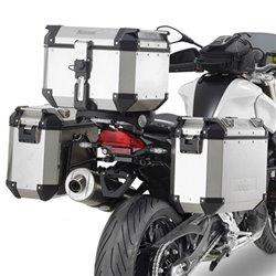 Montážní sada – nosič podpěry bočních brašen Kappa Kawasaki ER 6 N 650 2009 – 2011 K68-TE266K