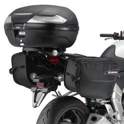 Kit pro montážní sada – nosič kufru bočních Kappa Bmw R 1200 R 2006 – 2010 K121-PLX688KIT