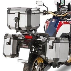 Kit pro montážní sada – nosič kufru bočních Kappa Honda CBF 1000 ABS 2006 – 2009 K130-PLX174KIT